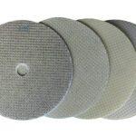 almohadillas galvanizadas flexibles lavina