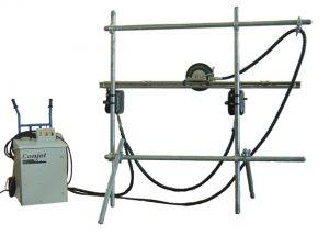 sistema de hidrodemolición