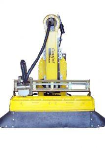 máquina de hidrodemolición