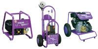 equipos de agua a alta presión productos de uso normal
