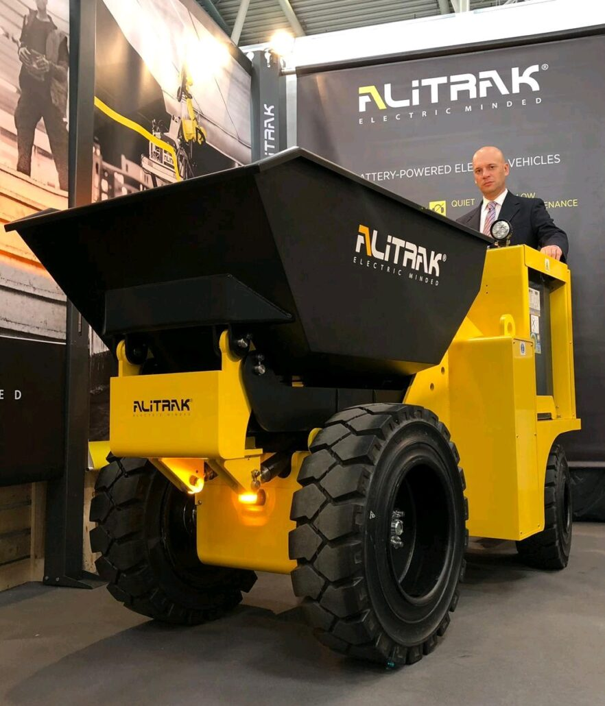 Alitrak MT1000