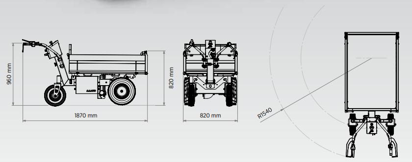DT300L especificaciones 2
