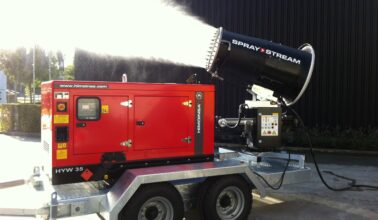 Spraystream