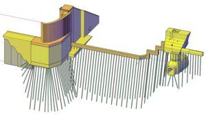 Elaboración del plano de perforación