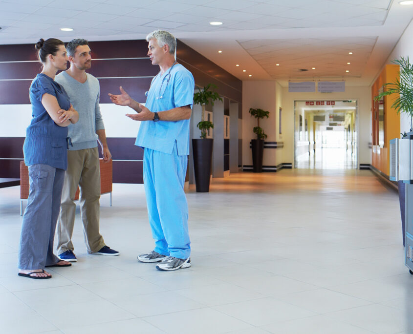 MEDI en Hospital