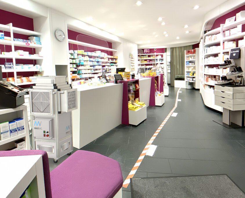 MEDI en Farmacia