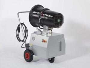Spraystream 15i de lado